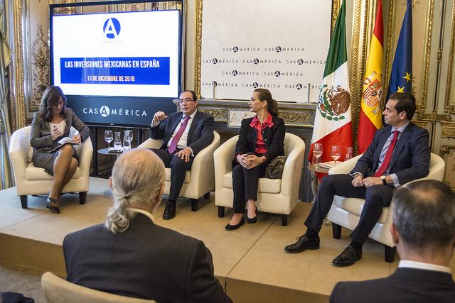 Empresarios e instituciones coinciden en que esta es la década de la internacionalización de las empresas mexicanas en España