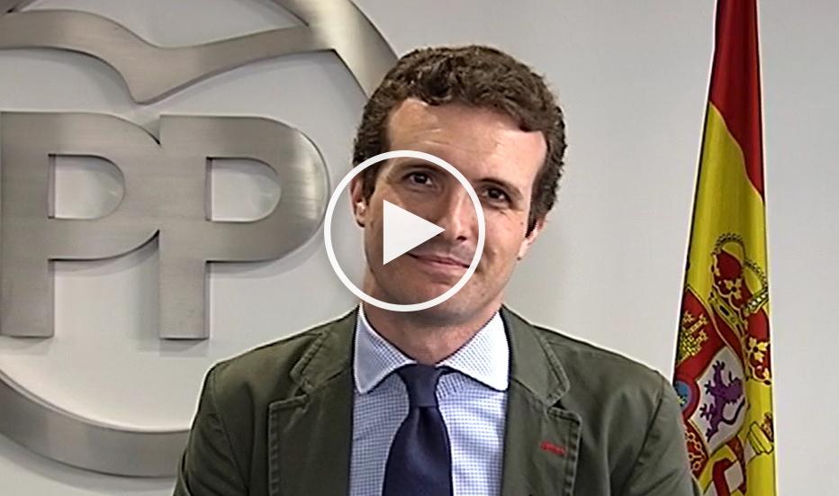Pablo Casado apuesta por el crecimiento inclusivo de la empresa en Iberoamérica