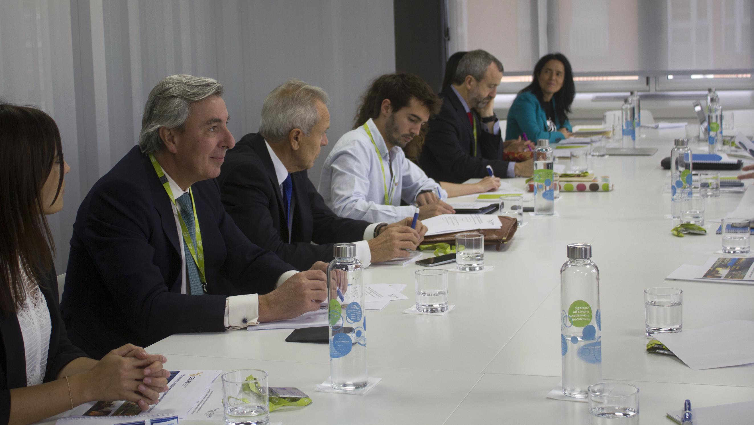 La Comisión de Comunicación se reúne en Enagás para preparar el Congreso Empresarial de CEAPI