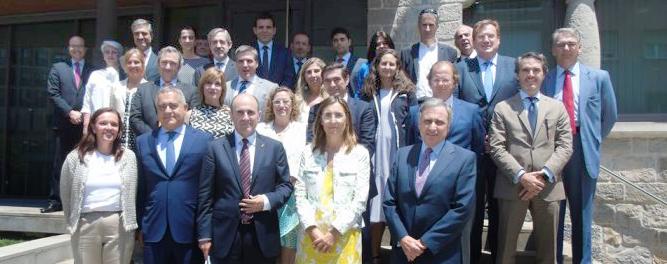 CEAPI Y CEN analizan en Pamplona cómo impulsar las relaciones empresariales con Latinoamérica