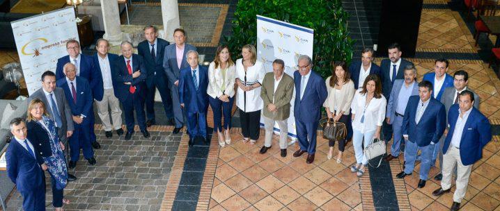 CEAPI y EFCL destacan la importancia del mercado iberoamericano para la internacionalización de las empresas de Castilla y León