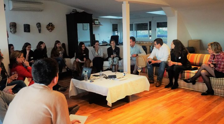 Belén Romana invitada al Encuentro Next Generation de CEAPI