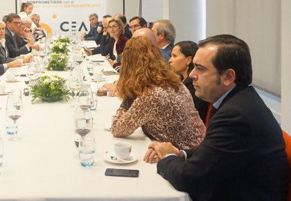 Garamendi, presidente de CEPYME, destaca la importancia económica de la relación España-Latinoamérica