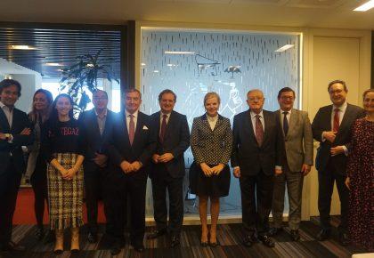 CEAPI celebra la 'Experiencia del Socio' de febrero con el presidente de VOCENTO, Ignacio Ybarra