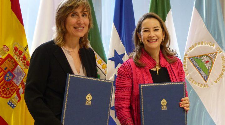 OISS y CEAPI firman un convenio para promover en Iberoamérica la internacionalización de la Seguridad Social