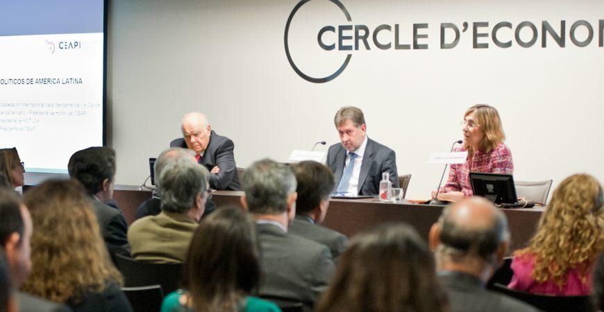 El papel de Latinoamérica como área clave para las empresas aumentará en el futuro