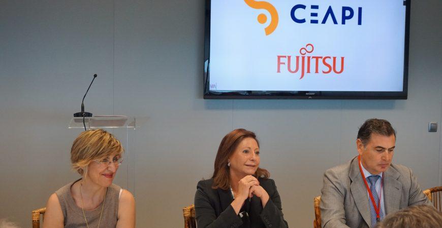 """Ángeles Delgado, FUJITSU: """"En 2021 el 40% del PIB de LATAM se habrá digitalizado"""""""