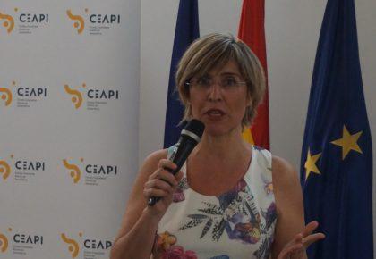 Núria Vilanova presenta CEAPI en el Encuentro Empresa Familiar 4.0 celebrado en el IE
