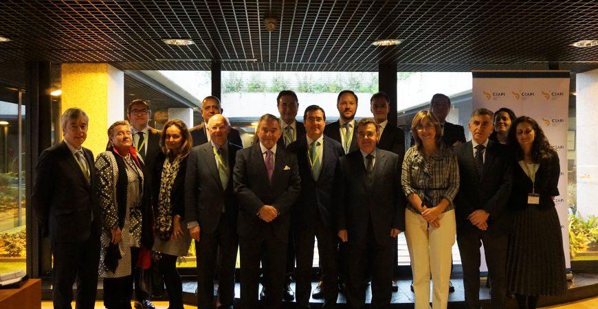 Antonio LLardén, presidente de ENAGAS, comparte su experiencia con los socios del CEAPI