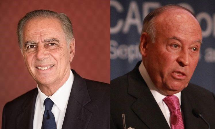 El presidente de Pan American Energy, Alejandro Bulgheroni, distinguido con el V 'Premio Enrique V. Iglesias' al desarrollo del Espacio Empresarial Iberoamericano