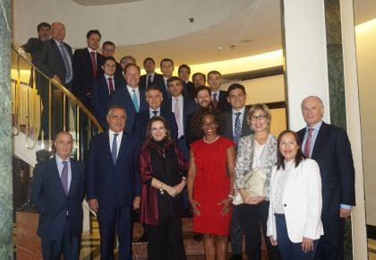 Epsy Campbell, vicepresidenta y ministra de Costa Rica, destaca la fuerza de las empresas españolas en el sector turístico costarricense