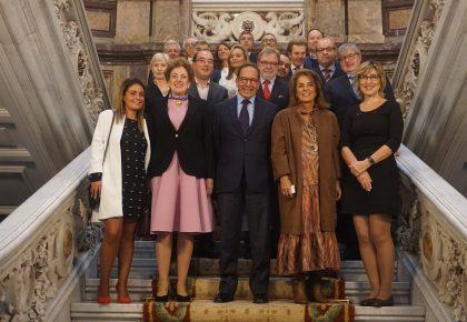 """El presidente del CCE, Carlos Salazar, reclama el rol del empresario en el almuerzo """"Líderes empresariales"""" de CEAPI"""