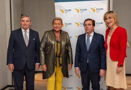 CEAPI reúne a 160 empresarios en la cena de su Asamblea Anual, con Martínez-Almeida y Grynspan como invitados especiales y homenaje a la embajadora Lajous