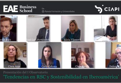 Estudio Tendencias en RSC y Sostenibilidad en Iberoamérica: las grandes empresas iberoamericanas apuestan por la sostenibilidad