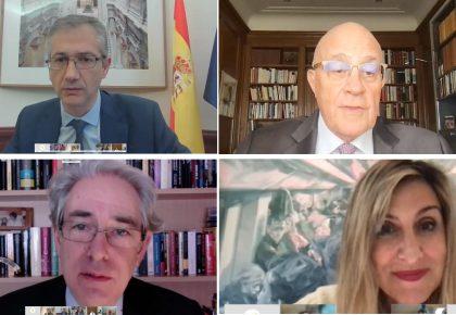 El gobernador de Banco de España destaca ante CEAPI los efectos positivos que tendría ratificar el acuerdo comercial entre la Unión Europea y Mercosur