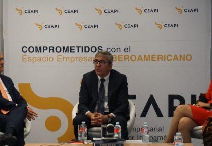 El presidente del ICO resalta ante CEAPI el papel clave de la colaboración público-privada para apoyar al tejido empresarial e impulsar la recuperación económica