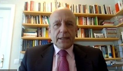 """José Antonio Zarzalejos: """"Tenemos una monarquía de todos y para todos, también para los ciudadanos de los países iberoamericanos"""""""