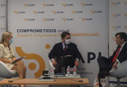 """Manuel Muñiz: """"Trabajamos para que el Certificado Digital Verde esté listo para junio"""""""