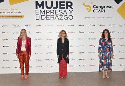 """Meritxell Batet abre la cena de clausura del IV Congreso iberoamericano CEAPI: """"Es importante que volvamos nuestros ojos a lo privado"""""""