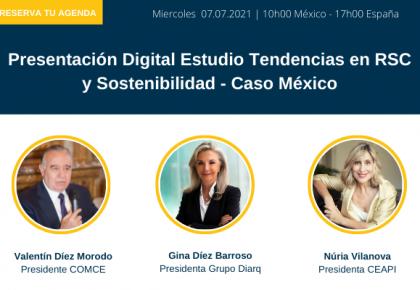 El 83% de las empresas encuestadas en México entiende la RSC como una estrategia relacionada directamente con la forma de generar ingresos