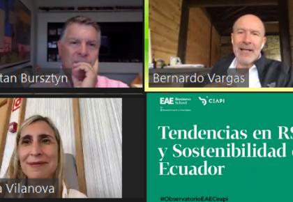 El 99% de las empresas iberoamericanas cree que la sostenibilidad y la RSC son una apuesta segura en los próximos años